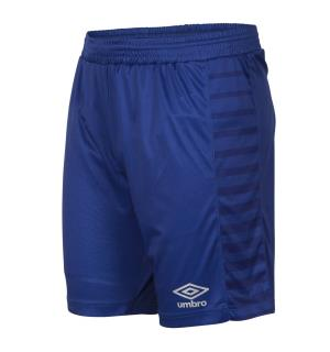 UMBRO Sublime Shorts jr Blå 164 Sublimert teknisk spillershorts
